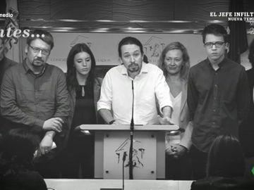 ¿Discreción o diálogo abierto a la ciudadanía?: Así ha cambiado el discurso de Pablo Iglesias en solo tres años