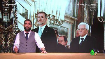 """Estas son las propuestas de Dani Mateo para cambiar el himno de España: """"El nuestro no funciona, no es comercial"""""""