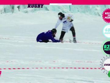 Un partido de rugby en el Everest rompe los récords del deporte
