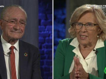 Septuagenarios que no huelen a vieja política: Paco de la Torre, Manuela Carmena y otras formas de gobernar