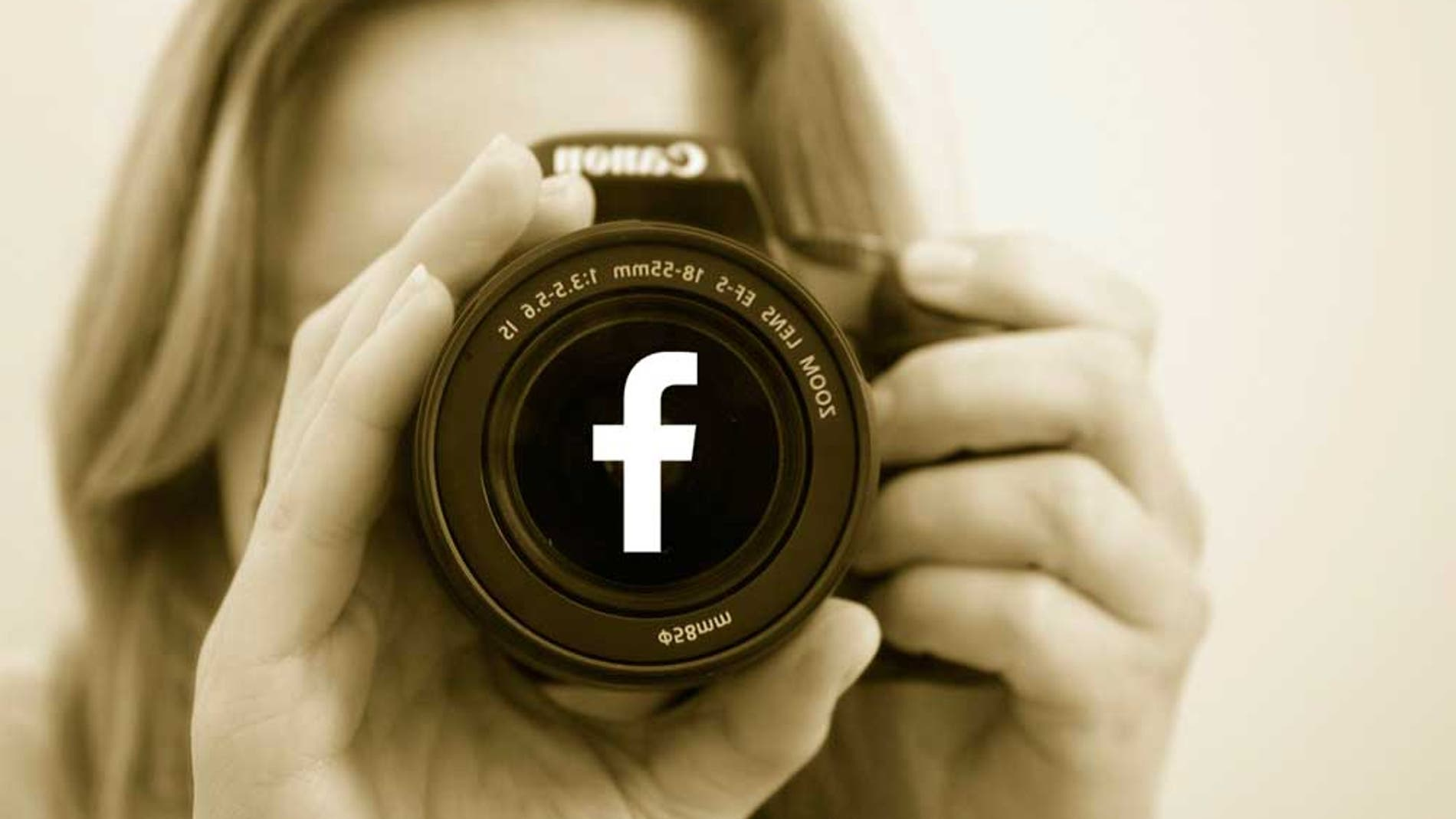 Facebook zoom fotos
