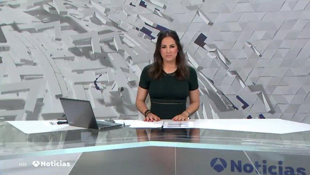 Lorena García regresa a 'Las Noticias de la Mañana' tras su recién maternidad