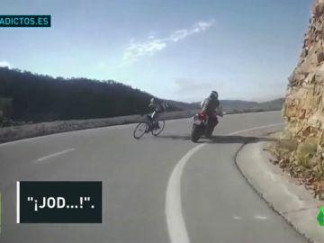 imprudencia ciclista