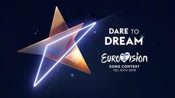 Cartel oficial del festival de Eurovisión 2019, que se celebrará en Tel Aviv, Israel.