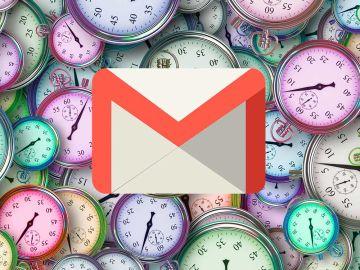 Programar correo electrónico Gmail