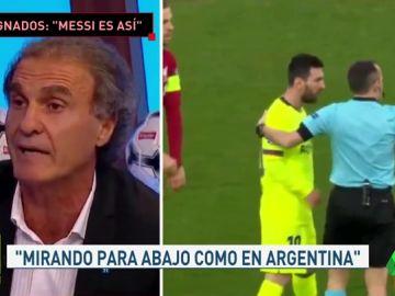 Críticas a Messi desde Argentina tras la eliminación de la Champions