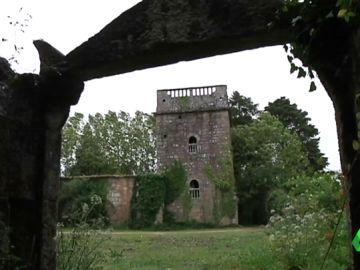 Un pazo del siglo XVI, en peligro de derrumbe