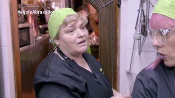 """Lourdes estalla con 'La Jefa Infiltrada' y comienza a gritarle: """"¿Que no tengo trabajo?, ¡me estás sacando de quicio!"""""""