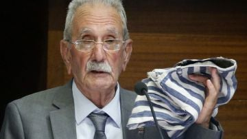 Vicente García Riestra, el último superviviente español del campo de concentración de Buchenwald