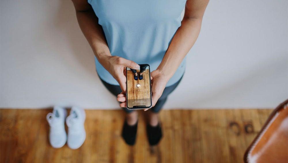Nike escaneará tus pies desde el móvil o en sus tiendas para