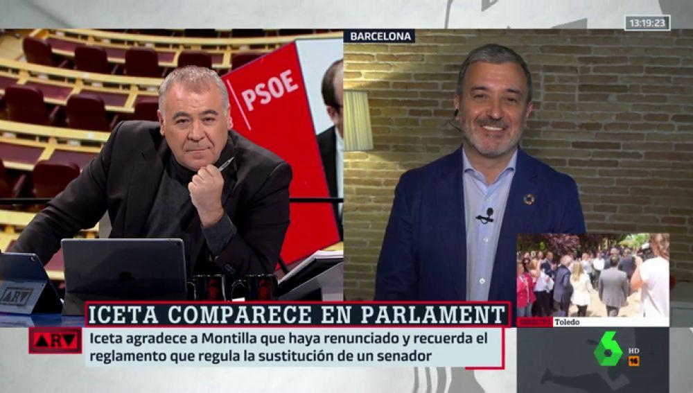 Jaume Collboni en ARV