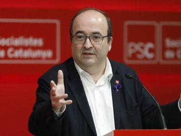 laSexta Noticias 14:00 (09-05-19) El salto de Miquel Iceta al Senado, en el aire