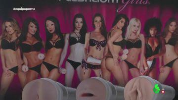 Los multimillonarios ingresos de fabricar réplicas de vaginas de actrices porno