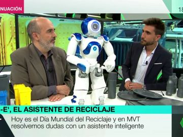 Asistente virtual para reciclar