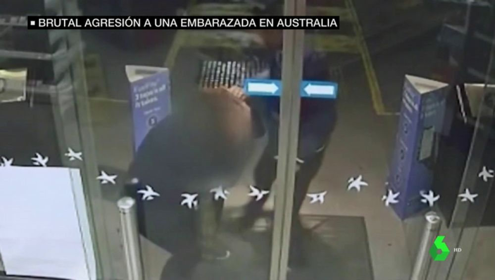 Brutal agresión machista en Australia