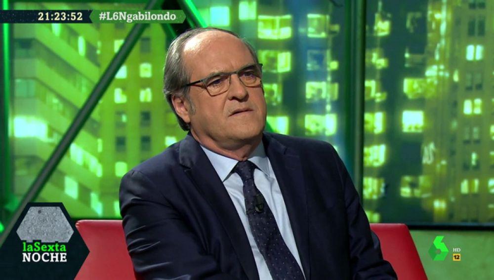 Ángel Gabilondo, en laSexta Noche