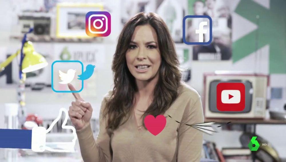 Mamen Mendizábal en un vídeo de laSexta Xplica