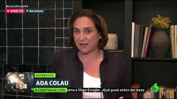 Ada Colau en Liarla Pardo
