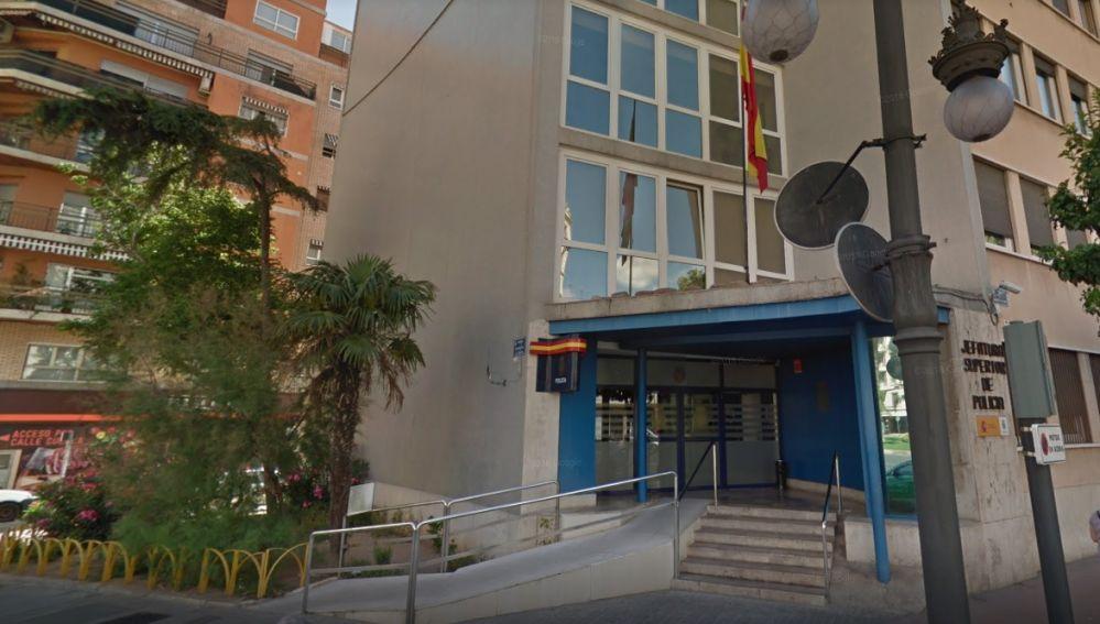 Comisaría de Policía de Valencia