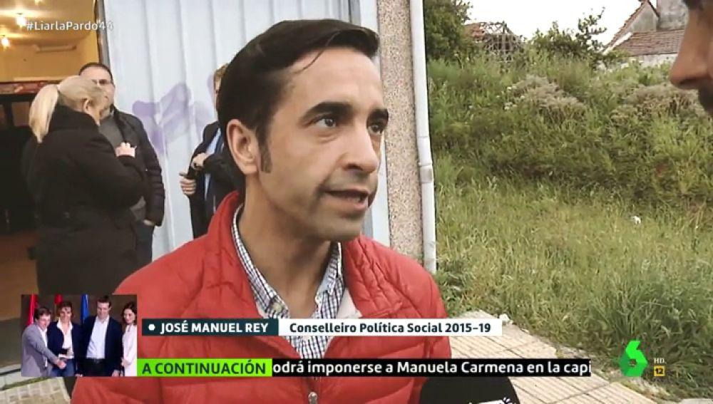 El consejero de Política Social de la Xunta evita admitir que los menores con necesidades especiales comían en centros a su cargo