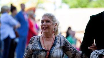 La cantante María Jiménez (Archivo)