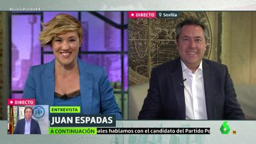 """Juan Espadas, sobre las declaraciones de Jesús Erguiguren respecto a Josu Ternera: """"En el terrorismo no hay que confundir a nadie"""""""