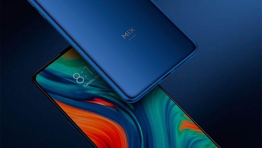 Este nuevo Xiaomi Mi Mix 3 estrena conectividad 5G