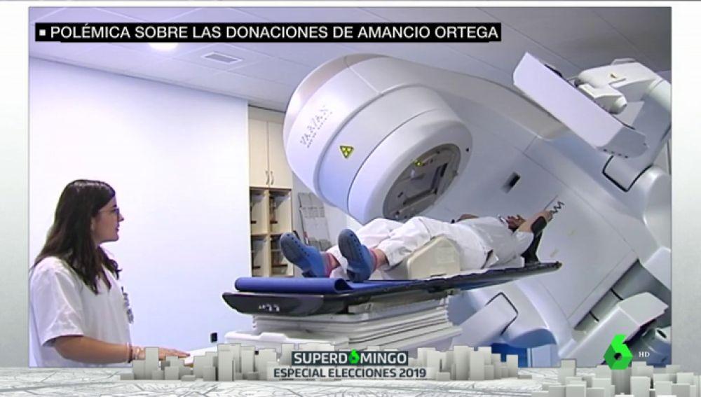 ¿Quién decide qué equipo se compra con las donaciones de Amancio Ortega?