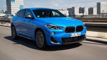 El BMW X2 M35i es el primer modelo M Performance de la familia X2