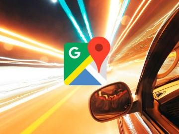 Radares de velocidad Google Maps