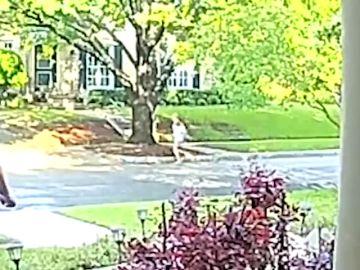 Secuestran a una niña de ocho años en Texas mientras caminaba con su madre por la calle
