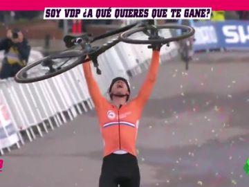 Van der Poel, el superhombre sobre una bicicleta: un ganador en montaña, en ruta y en ciclocross