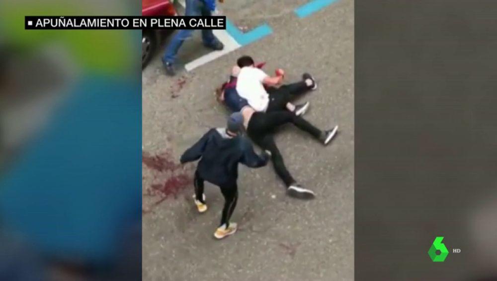 La brutal agresión a puñaladas de Zaragoza se originó por una pelea en el interior de un 'after'