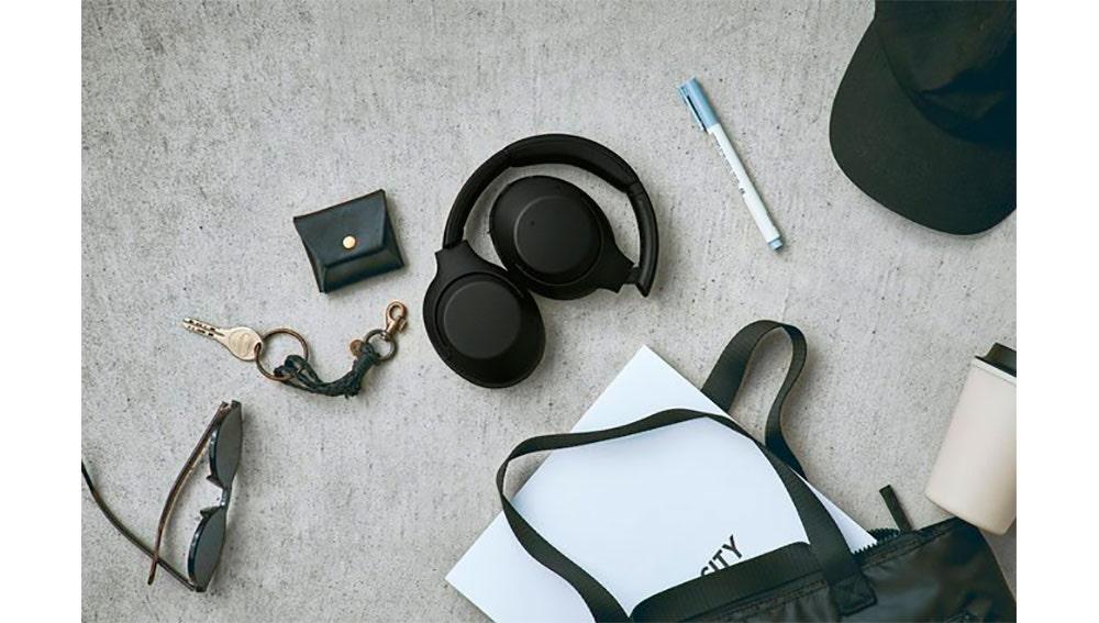 Auriculares de diadema Sony WH-XB900N
