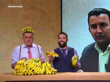 "Los temazos de un candidato de Tenerife que ponen a bailar a Wyoming y Dani Mateo: ""No sé si votarle o apuntarme a clases de zumba"""