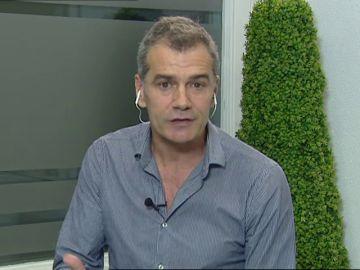 "Toni Cantó llama ""chiquita"" a Isa Serra"