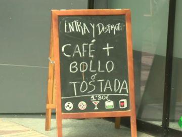 Las casas de apuestas, convertidas en cafeterías: indignación por las nuevas ofertas para atraer clientes