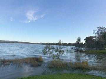 El lago Alberto