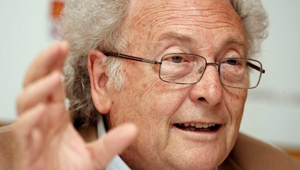 Muere el divulgador cientifico Eduard Punset