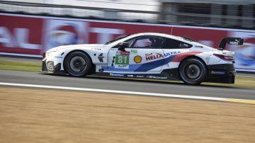 BMW M8 GTE en las 24 Horas de Le Mans 2018