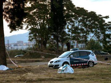El solar en el que se encontró el cadáver de Janet Jumillas