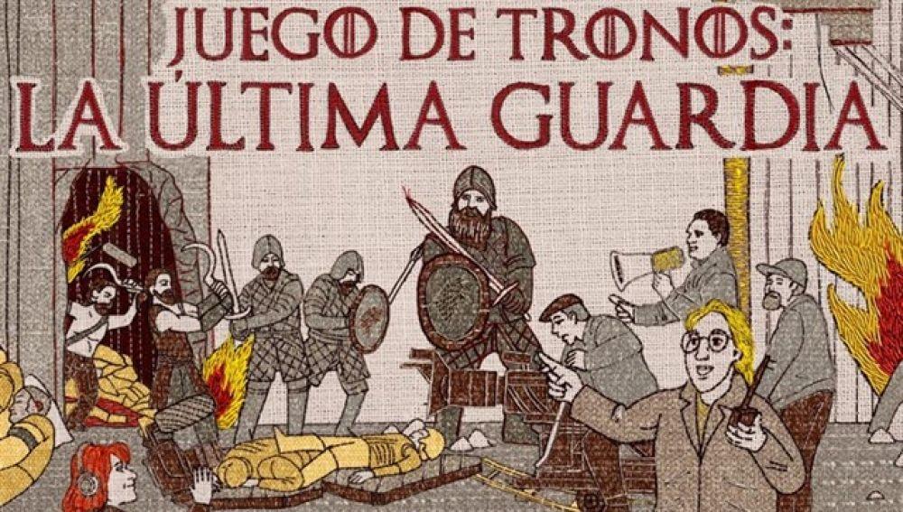 Imagen promocional del documental 'Juego de Tronos: La última guardia'.