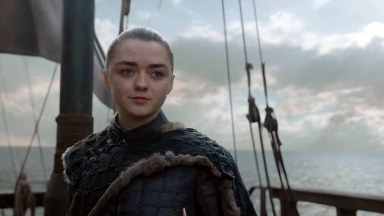 Maisie Williams desmonta la polémica teoría de Juego de Tronos sobre Arya, Jon Snow y el Rey de la Noche