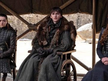 Fotograma del episodio 8x06 de 'Juego de Tronos'.