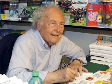El exministro, escritor, periodista y divulgador científico Eduard Punset