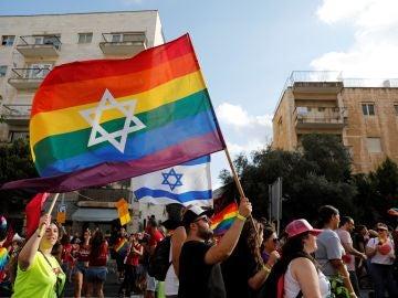 Marcha del Orgullo LGTBI en Jerusalén
