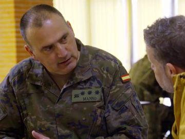 """Un coronel del Ejército de Tierra, sobre el escándalo de la fidegua con gusanos: """"Ha sido un fallo, lo admitimos"""""""