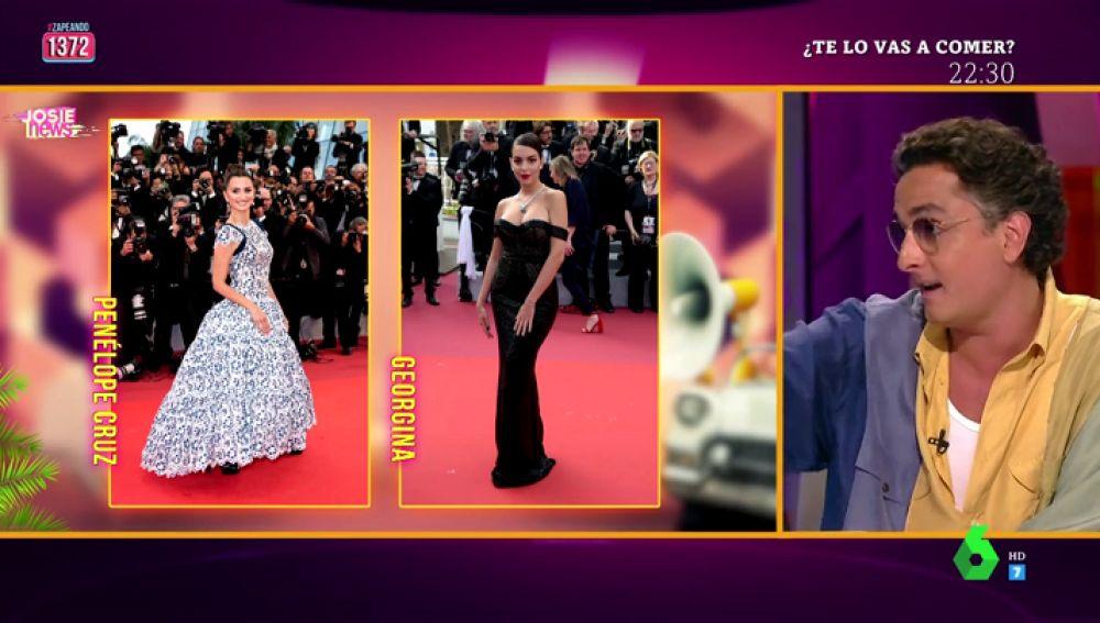 ¿Penélope Cruz o Georgina Rodríguez: quién es la española que ha reinado en Cannes?: Josie decide
