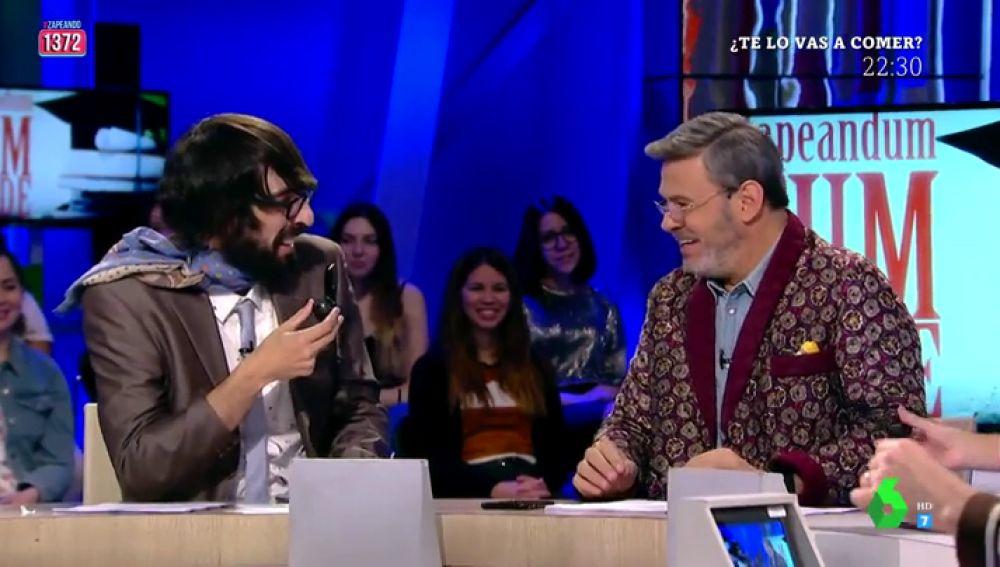 """'Zapeando cum laude' analiza las llamativas frases del """"ilustre"""" socialista Zamarrón, la """"nueva estrella de la política"""""""