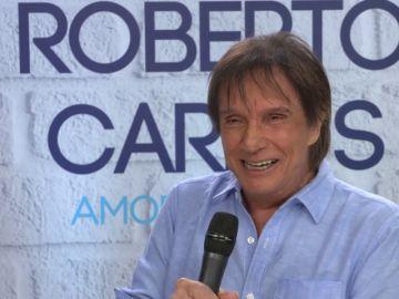 Roberto Carlos sigue apostando por la balada 60 años después